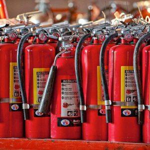 قیمت کپسول آتش نشانی CO2