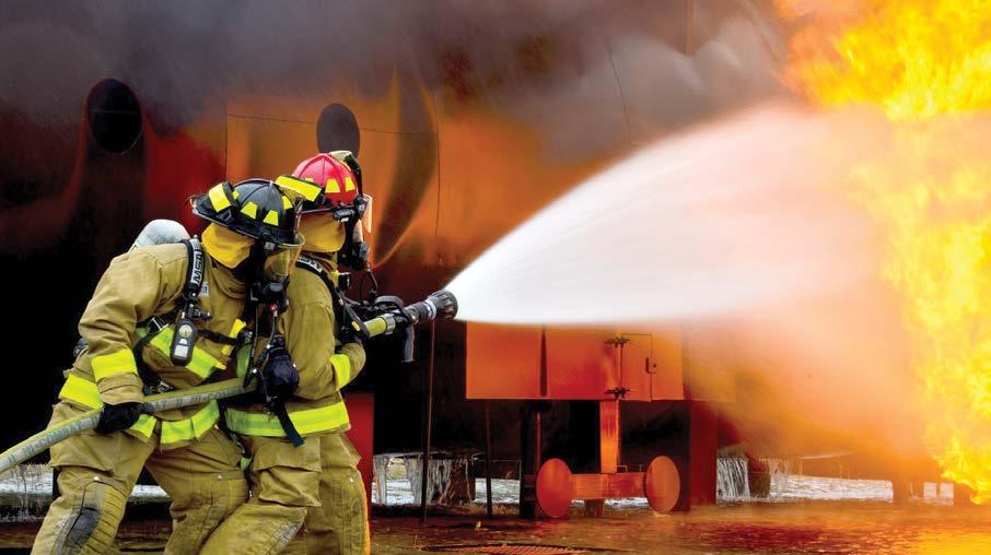 عوامل اطفاء حریق