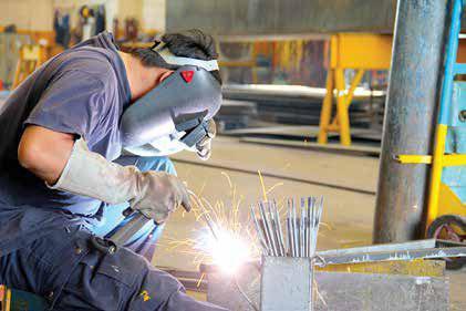 آئین نامه ایمنی در صنایع آهنگری